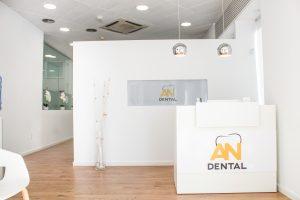 AN Dental recepción